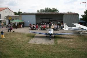 Fly-In in Becherbach